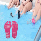Soft Adhesive Foot Pad Sticker Insoles Flexible Beach Feet Protection Shoes Sock