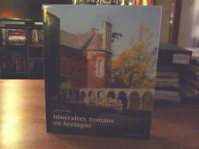 Itinéraires Romans en Bretagne Les Travaux des Mois Editions Zodiaque Relié