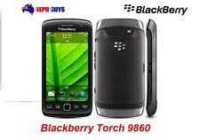 BlackBerry Torch 9860 Unlocked Phone w/5 MP, LED - New Never used
