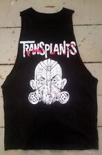 THE TRANSPLANTS Shirt TShirt Travis Baker Brody Dalle Skatemetal Skatepunk WOW