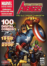 Avengers, Earth's Mightiest Heroes: The Old Order Changeth! (DVD, 2007)