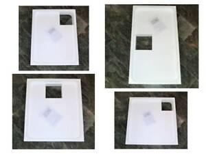 Universal Duschwannen Träger Wannenträger Styroporträger für Acryl Duschen / Fuß