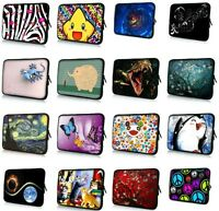 "10"" Laptop Sleeve Bag Cover Case For iPad 5 4 4th 3 2 / 10.1"" Samsung Galaxy Tab"
