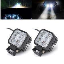 2X 12W LED Arbeitsscheinwerfer CREE Offroad Scheinwerfer für Jeep SUV 12V 24V
