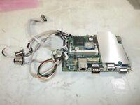 AAEON GENE-8310 Rev:A1.2 Motherboard Celeron M@1.5GHz 1GB Boot Defective AS-IS