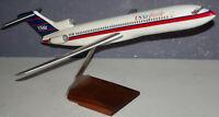 Pacmin Airplane Desktop 1/100 Model Boeing 727-200 USAir Shuttle.Excellent.