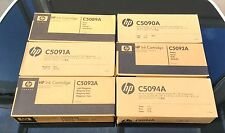 HP76 Black Cyan Magenta Yellow Light Magenta Gray Ink Cartridge Genuine Full Set