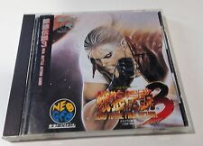 Neo Geo CD - Fatal Fury 3 - Road To The Final Victory