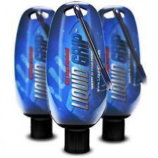 1 x Liquid Grip 45ml Caribiner 45 Uses Gym glove chalk AFL fitness FREE POSTAGE!