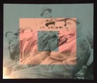 Vladimir Kuprijanov, Für Schostakowitsch Nr. 1, Foto und Siebdruck, signiert
