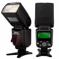 Meike MK-930II Universal Flash Speedlite for Nikon Canon Pentax Panasonic camera