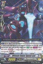 CARDFIGHT VANGUARD CARD: ULTIMATE RAIZER SPEED-STAR G-BT06/030EN R RARE