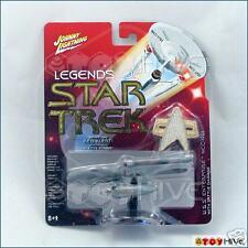 Star Trek Johnny Lightning USS Enterprise NCC-1701 with Battle Damage series 2
