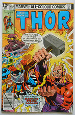 THOR #286 - AUG 1979 - ETERNALS APPEARANCE! - VFN/NM (9.0) PENCE COPY!
