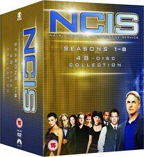 NCIS Seasons 1-8 [DVD] N.C.I.S. 1 2 3 4 5 6 7 8 BOX SET Collection DVD New