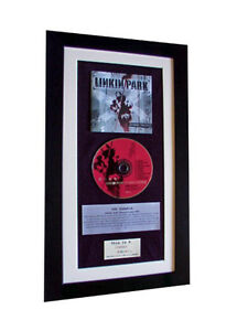 LINKIN PARK Hybrid Theory CLASSIC CD Album TOP QUALITY FRAMED+FAST GLOBAL SHIP