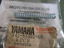 YAMAHA 341-84332-60 600 XJ XT 500 tx VSTAR molla regolazione faro spring light