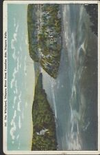 1920 Used Post Card The Whirpool, Niagara River from Canadian Side Niagara Falls