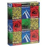 Mohawk Cover Stock 80lb 8 1/2 x 11 Bright White 250 Sheets 12214