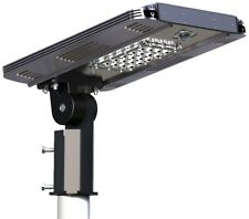 Solar Power Commercial Outdoor Parking Lamp LED Street Light Walkway Area Lights