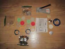 "Soap Box Dby 21/4"" Pinback Button Badge-A-Minit Badge Maker Press- Circle Cutter"