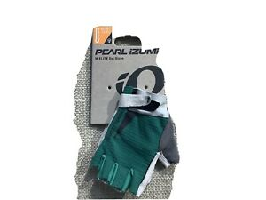 Pearl Izumi woman's Elite Gel Cycling glove Small/Medium $35 Green