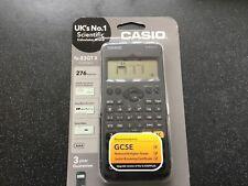 Casio scientific calculator fx-83GTX, brand new, black