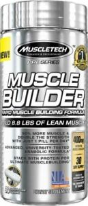 MuscleTech Muscle Builder ATP Formula , 30 Capsules
