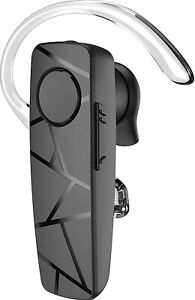 Wireless Bluetooth Headset Vox 55 Multipoint Black + Micro-USB cable, 11 grames