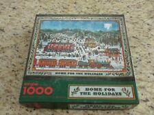 Springbok Home for the Holidays 1000 Piece Christmas Puzzle