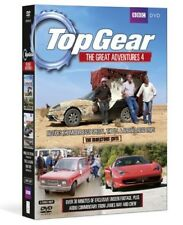 TOP GEAR UK 2010-2011 - US + MIDDLE EAST + ALBANIA - TV SPECIALS - UK DVD not US