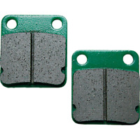 Organic Brake Pads For 2007 Yamaha YFM350 Grizzly IRS 4x4 Auto ATV Vesrah VD-120