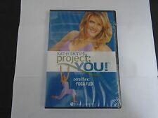 Kathy Smith's Project: You! Core/flex: YOGA FLEX DVD NEW!