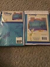 Disney Tinkerbell Pillow Sham NEW (Sold Seperately)