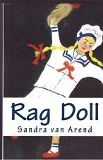 Rag Doll SIGNED Sandra Arend Adelaide Goodwood South Australia Orphanage
