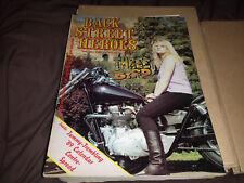 Back Street Heroes - Issue 58 - February 1989  - Motorcycle Magazine