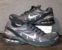 Nike Air Max Torch 4 Running Shoes Sz 9 Anthracite Silver 343846-002
