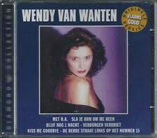 WENDY VAN WANTEN - Vlaams Goud (DIAMOND COLLECTION) CD 22TR BELGIUM 2002 RARE!!