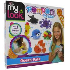 Cra-Z-Art My Look Pompom Craze - Ocean Pals