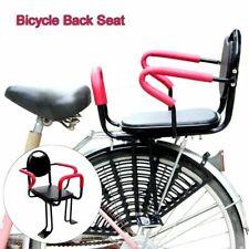 Kid Bicycle Back Seat Child Cover Bike Rack Rest Cushion Back Saddle Parts