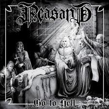 PEASANT (TX) - Go To Hell vinyl LP Judas Priest Mercyful Fate Darkthrone Venom