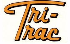 """Tri-Trac,Engine Decal 3 3/4 x 6"""" Gas Motor Flywheel Antique"""