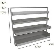Van shelving unit-vehicle storage system NEW aus made,Engineer design, 12 series