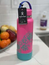 Hydro Flask Hawaii Limited Edition 40 Oz .Flamingo Authentic Hawaiian 2021