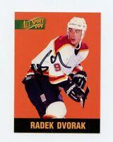RADEK DVORAK PANTHERS AUTOGRAPH AUTO 1996 SCOREBOARD ALL SPORT PPF #99 *56364