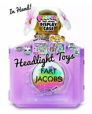 Poopsie FART JACOBS Display Case Exclusive CUTIE TOOTIE Doll Slime Surprise LOL