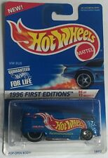 Hot Wheels 1996 First Editions / Edition #6 VW Drag Bus Very Nice