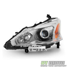 For 2013 2014 2015 Altima 4Dr Sedan Headlight Replacement Headlamp Driver Side