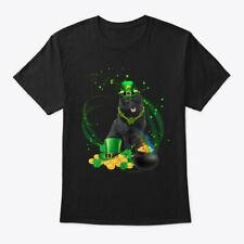 Schipperke Dog Patricks Day Funny Gildan Tee T-Shirt