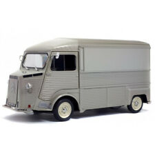 Citroen HY 1969 Grey 1/18 - S1850020 SOLIDO